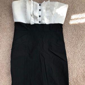 Dresses & Skirts - Strapless Work Dress